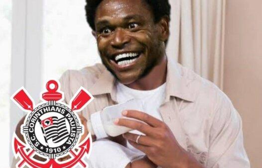Luiz Adriano - Memes Corinthians x Palmeiras