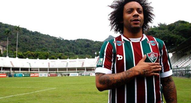 Marcelo no Fluminense