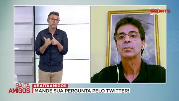 Neto revela três técnicos na mira do Corinthians