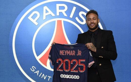 Neymar, salário, PSG