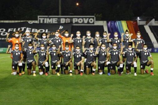 Onde assistir aos jogos do futebol feminino do Corinthians?