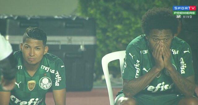 Palmeiras foi vice no Paulista.