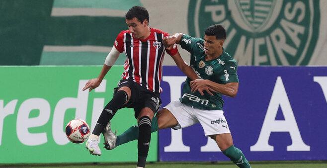 Palmeiras e São Paulo decidem o Paulista.