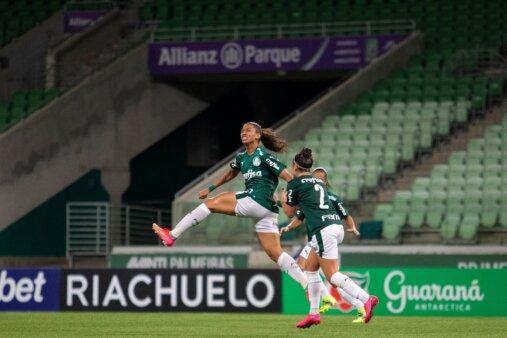 Assistir Palmeiras x Grêmio Brasileirão Feminino AO VIVO