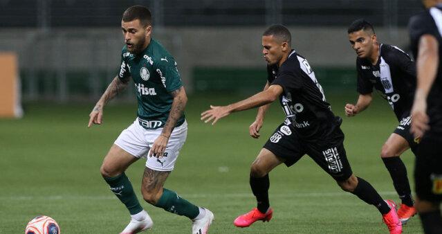 Palmeiras encara a Ponte Preta.