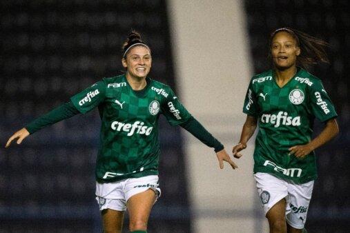 Assistir Palmeiras x Real Brasília Brasileirão Feminino AO VIVO
