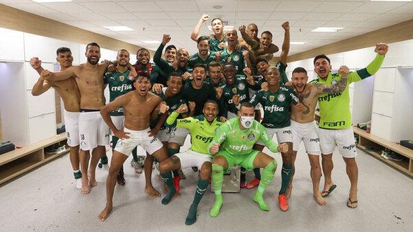 Palmeiras, Paulistão