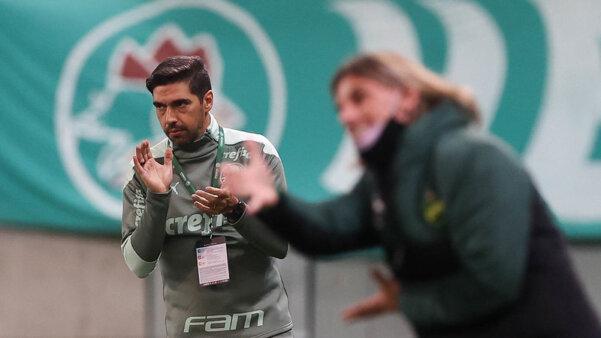 Palmeiras, Libertadores, Defensa y Justicia