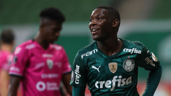 Patrick de Paula vive bom momento no Palmeiras