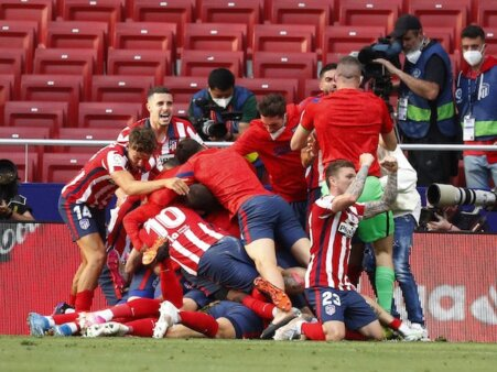 Provável escalação Atlético de Madrid Valladolid La Liga