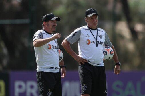 Provável escalação Atlético-MG Cerro Porteño Libertadores