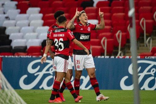 Provável escalação Flamengo Fluminense final Campeonato Carioca