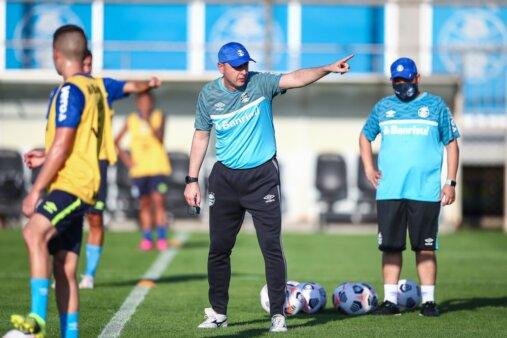 Provável escalação Grêmio Aragua Sul-Americana