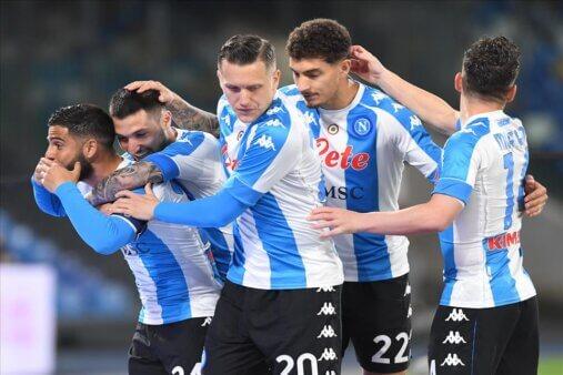 Provável escalação Napoli Cagliari Campeonato Italiano