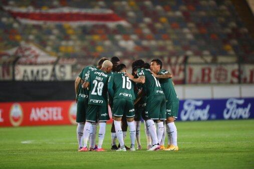 Palmeiras Defensa y Justicia Libertadores