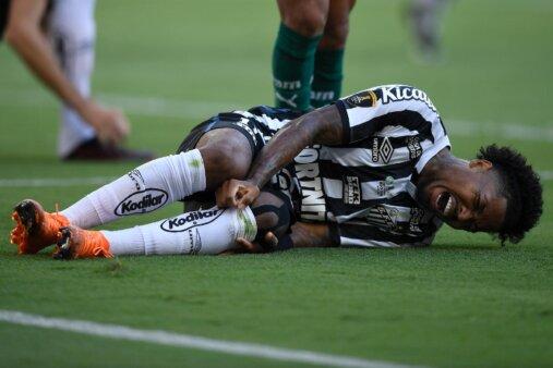 Provável escalação Santos The Strongest Libertadores