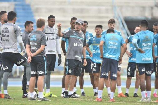 Provável escalação Santos Barcelona de Guayaquil Libertadores