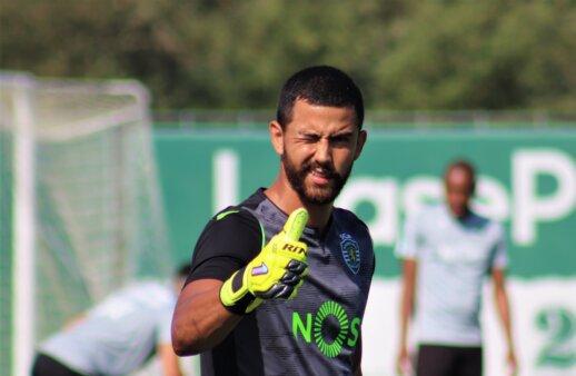Renan Ribeiro esteve na mira do Palmeiras.