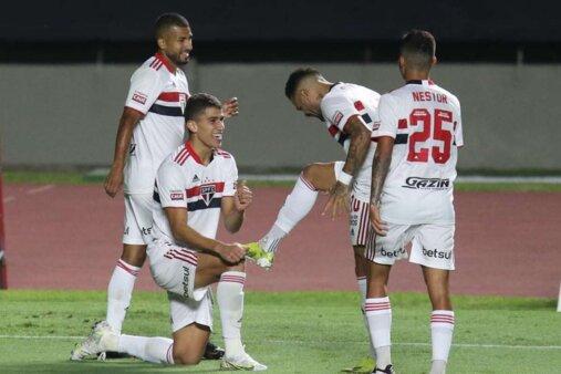 Rentistas x São Paulo AO VIVO Tempo real Libertadores