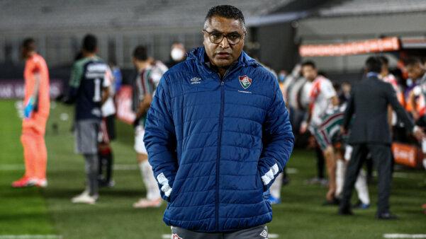 Roger Machado técnico Fluminense