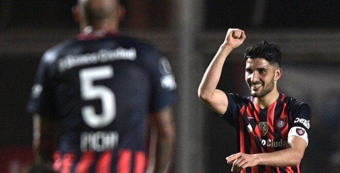 Nicolás Blandi é o novo reforço do Juventude