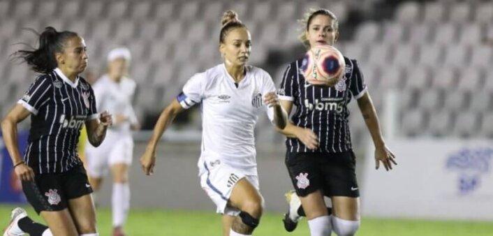 Assistir Santos x Corinthians Brasileirão Feminino AO VIVO