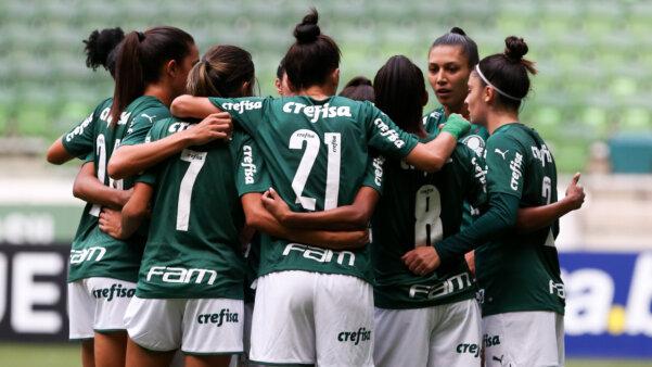 Assistir São José x Palmeiras Brasileirão Feminino AO VIVO