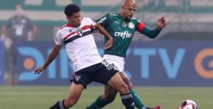 São Paulo x Palmeiras ao vivo