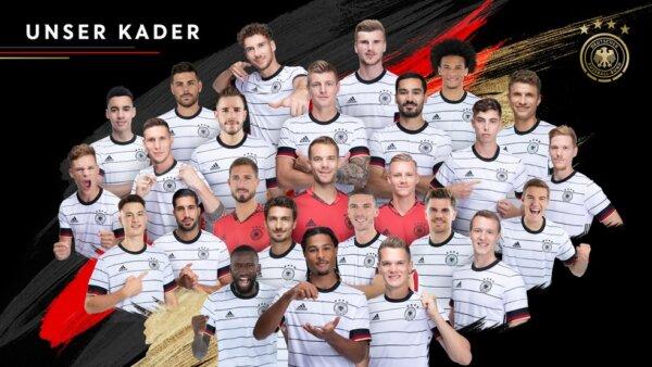 Joachim Low divulgou a lista de convocados da seleção alemã para a Eurocopa 2021