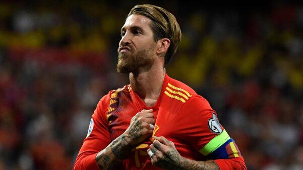 Técnico da seleção espanhola, Luis Enrique convoca 24 jogadores para disputar a Eurocopa e deixa Sérgio Ramos de fora