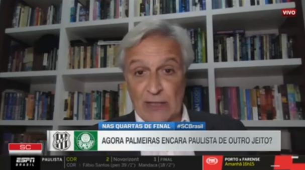 Sormani falou sobre o Paulista.