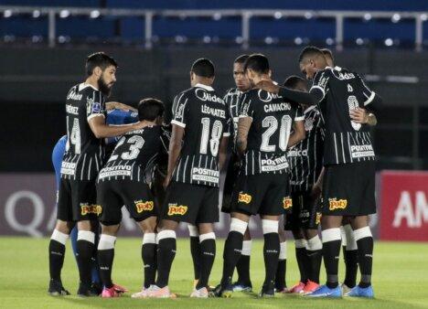 Sport Huancayo x Corinthians tempo real Sul-Americana