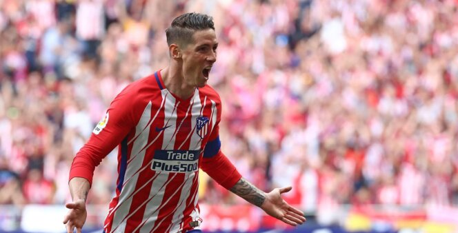 Fernando Torres cogitou voltar a jogar.