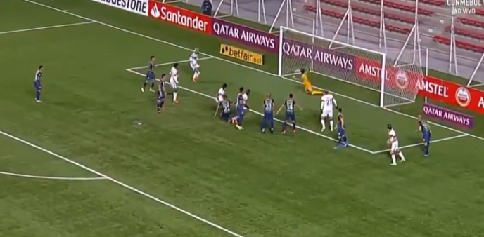 Unión La Calera x Flamengo gols