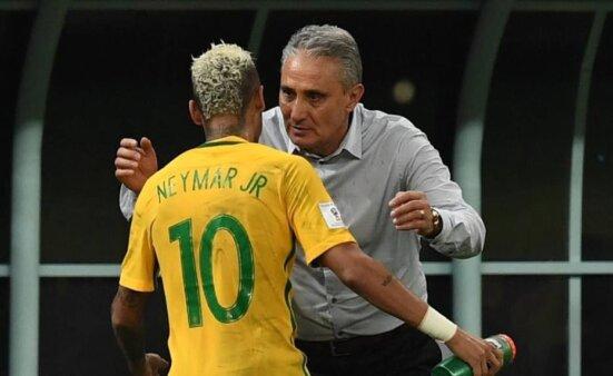 Valor de mercado da seleção brasileira convocada por Tite