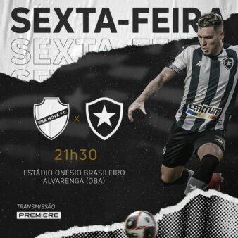 Vila Nova x Botafogo guia