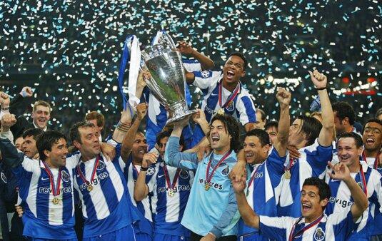 10 maiores zebras Champions League