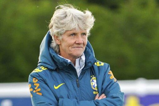 """Pia, treinadora da Seleção Feminina comenta caso de assédio de Rogério Caboclo: """"Muito sério"""""""