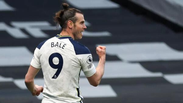 Gareth Bale, jogador do Tottenham