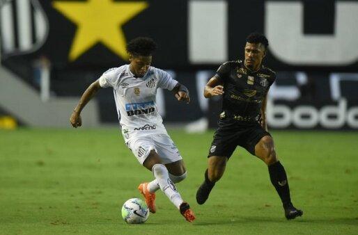 Santos x Ceará AO VIVO pelo Brasileirão (Foto: Ivan Storti/ Reprodução/ Flickr oficial do Santos FC)