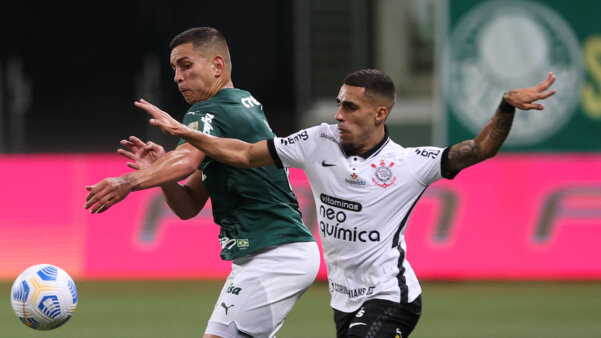 Palmeiras x Corinthians