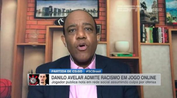 Abel Neto desabafa sobre caso de Danilo Avelar