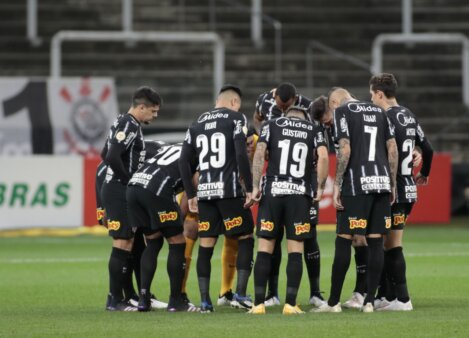 Corinthians x Atlético-GO ao vivo - Copa do Brasil