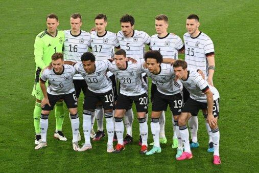 Alemanha x Letônia guia