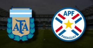 Argentina x Paraguai assistir