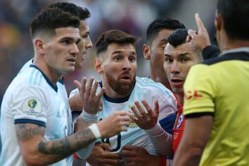 Argentina, Copa América