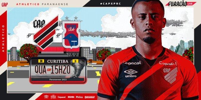 Assistir Athletico x Paraná AO VIVO