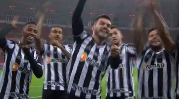 Internacional 0-1 Atlético-MG