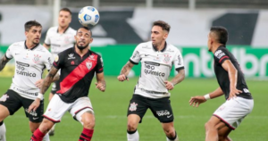 Atlético-GO x Corinthians ao vivo