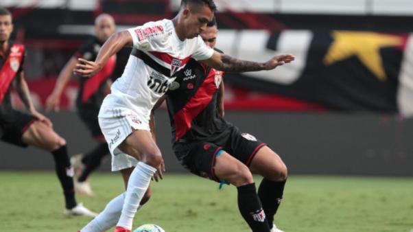 Atlético-GO x São Paulo ao vivo